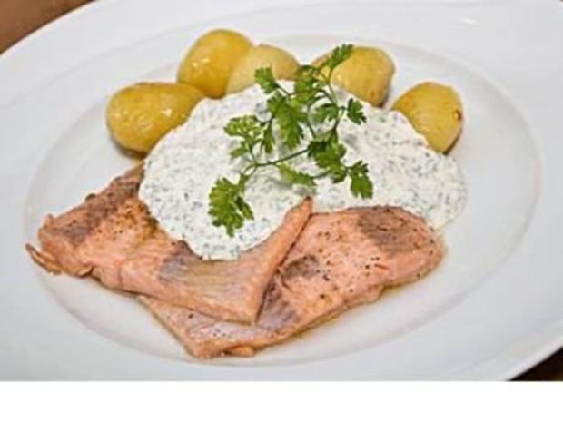 Remouladensoße aus Omas Kochbuch - Rezept