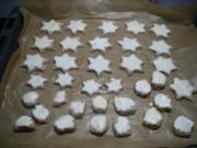 Keks & Co: Zimtsterne - Rezept