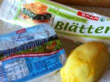 schnelle Topfengolatschen - Rezept