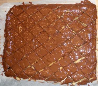 Schokoladenbrot - Rezept