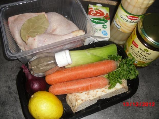 Hühnerfrikassee - Rezept - Bild Nr. 2