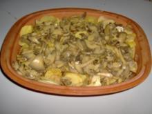 Mett im Römertopf - Rezept - Bild Nr. 2