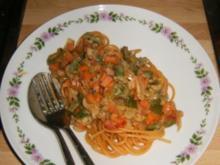 Pasta con Verdure - Rezept