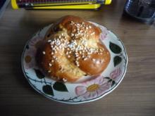 Kuchen : Hefeknoten...fix gemacht - Rezept
