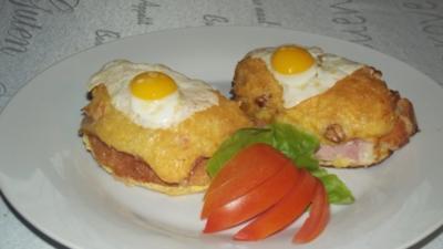 Walliser-Gourmet-Käseschnitte - Rezept