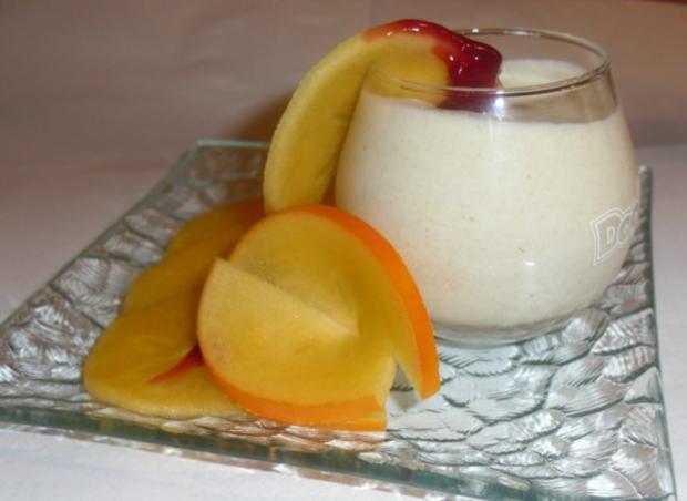 Marzipan-Kaki-Creme - Rezept - Bild Nr. 10