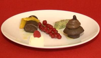 Schokoladige Nachtischvariation - Rezept