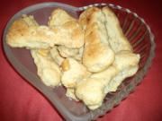 Kekse für Hund und Herrchen - Rezept