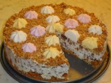 Grillage-Torte,sprich Grillasch - Rezept