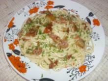 """Spaghetti """"Lukullus"""" - Rezept"""
