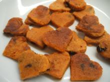 Suppen: Herzige Suppeneinlage zum Valentinstag - Rezept