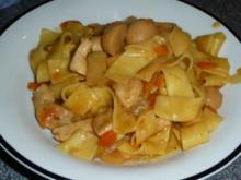 Chinesischer Nudeltopf - Rezept