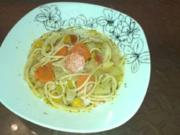 Gemüse-Nudel-Suppe - Rezept