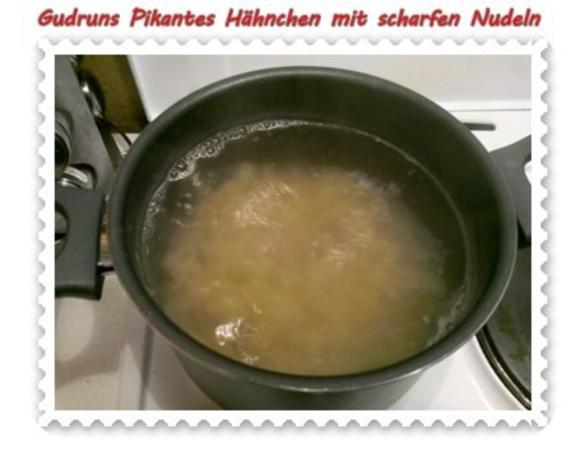 Geflügel: Pikantes Hähnchen mit scharfen Mandeln - Rezept - Bild Nr. 4