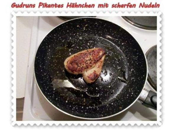Geflügel: Pikantes Hähnchen mit scharfen Mandeln - Rezept - Bild Nr. 6
