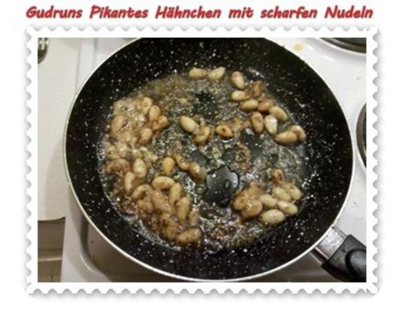 Geflügel: Pikantes Hähnchen mit scharfen Mandeln - Rezept - Bild Nr. 8
