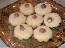 Weihnachten: Nußmakronen No. 2 - Rezept