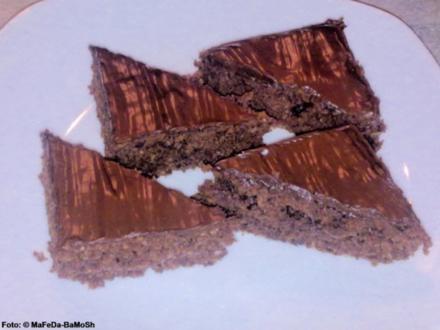 Weihnachten: Bayerisches Schokoladenbrot - Rezept