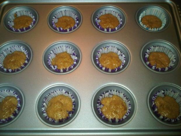 Hefe-Muffins mit Schokokern - Rezept - Bild Nr. 2