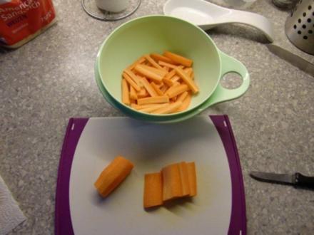 Fleischlose Gemüse Pfanne - Rezept