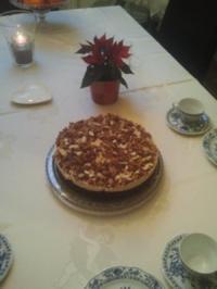 Eiskaffee-Sahne-Torte - Rezept