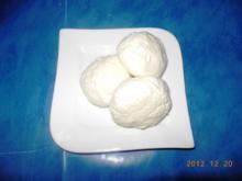 Fingerfood: Mozarella selber gemacht - Rezept