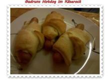 Fleisch: Hotdogs im Käserock! - Rezept