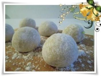 Kartoffelklöße  zu Weihnachten - Rezept