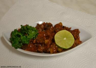 Rindfleischsalat, Grundmasse - Rezept