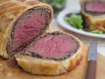 Gordon Ramsays X-Mas Beef Wellington - Rezept - Bild Nr. 2