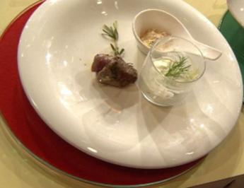 Meze mit Zicklein (Griechische Vorspeisen mit Zicklein) (Panagiota Petridou) - Rezept