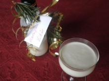 Marzipan - Likör - Rezept