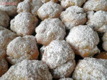 Cookies's Weihnachtsbäckerei 2012 - Rezept