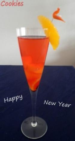 Campari - Orangen - Prosecco - Rezept