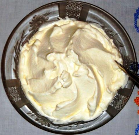 """""""Oma-Friede`s"""" selbst gemachte Schlagsahne (Rzpt. um 1950) - Rezept - Bild Nr. 14"""