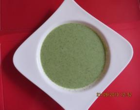 Suppe: Broccolisuppe - Rezept