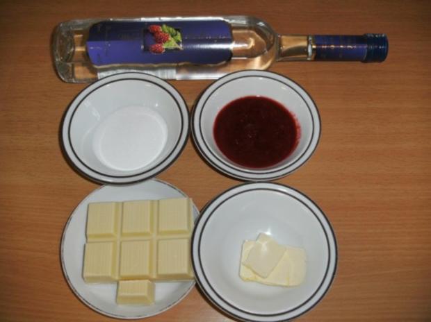 Konfekt: Himbeer - Trüffel - Rezept - Bild Nr. 2