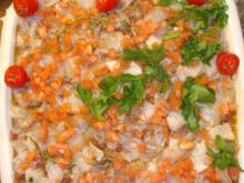 Saucen : Feine Gemüsesauce für Fischcarpaccio - Rezept