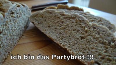 Partybrot - etwas anders - Rezept