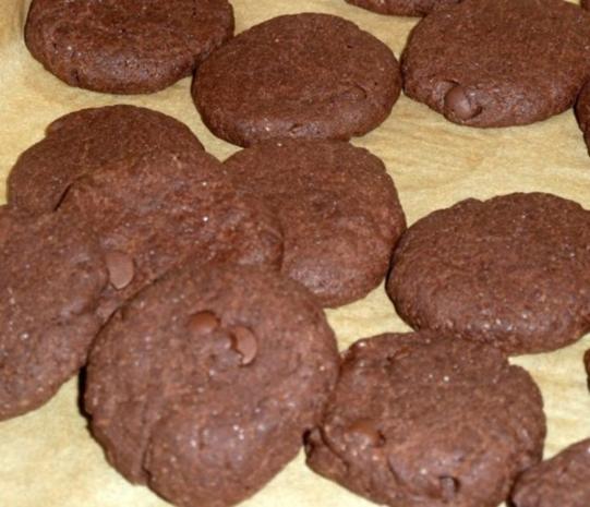 Schoko Cookies - Rezept - Bild Nr. 2