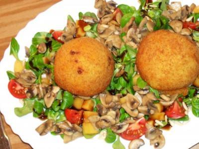 Arancini Siciliani - Rezept
