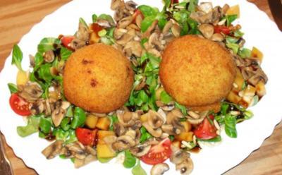 Rezept: Arancini Siciliani