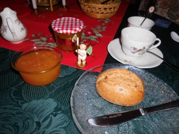 Weihnachtskonfitüre>> - Rezept