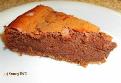 Schokoladentorte - Rezept
