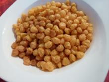 Würzige Sylvesterkrönchen, ein Snak für zwischendurch - Rezept