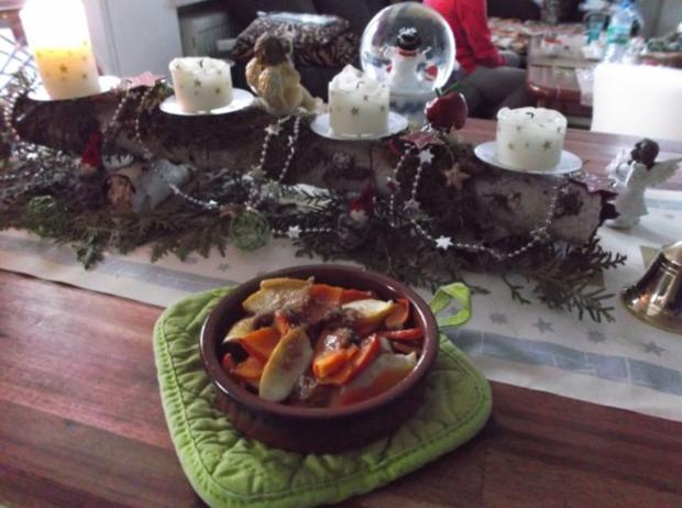 michis weihnachtliches k rbisdessert rezept. Black Bedroom Furniture Sets. Home Design Ideas