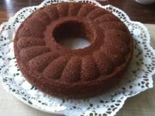 Kakao-Becherkuchen - Rezept