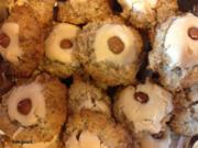 Haselnussmakronen - Weihnachtsgebäck mit Nüssen - Rezept - Bild Nr. 2