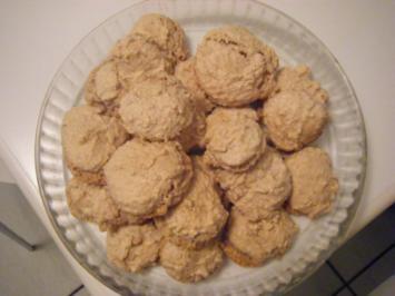 Rezept: Nussküßchen