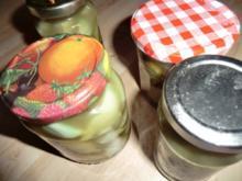Knoblauch süß-sauer eingelegt - Rezept